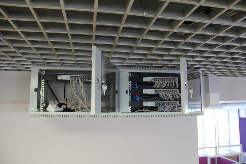 Установка локально-вычислительных сетей в г. Владимир и области