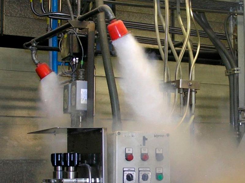 Аэрозольные системы (установки) пожаротушения: принцип действия, применение, монтаж